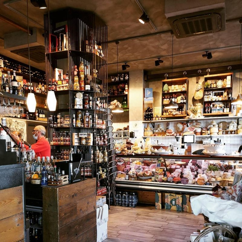Salumeria or heaven?