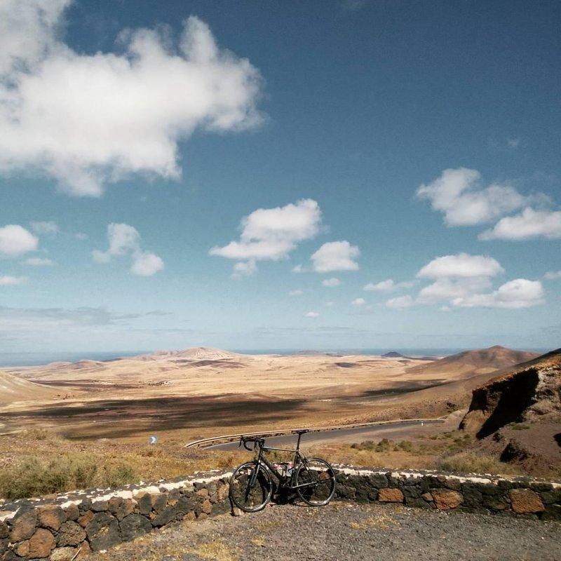Sunday ride through the montañas